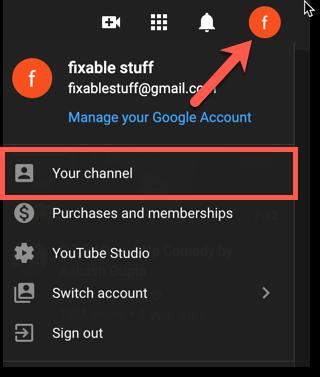 make private youtube channel