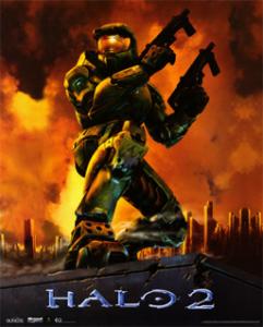 Halo games chronology