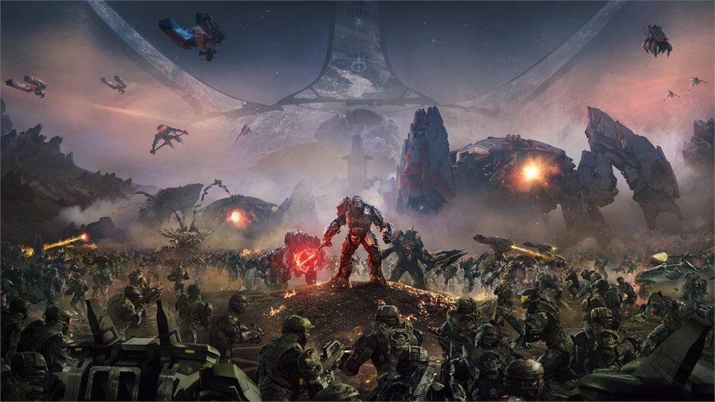 halo wars release order