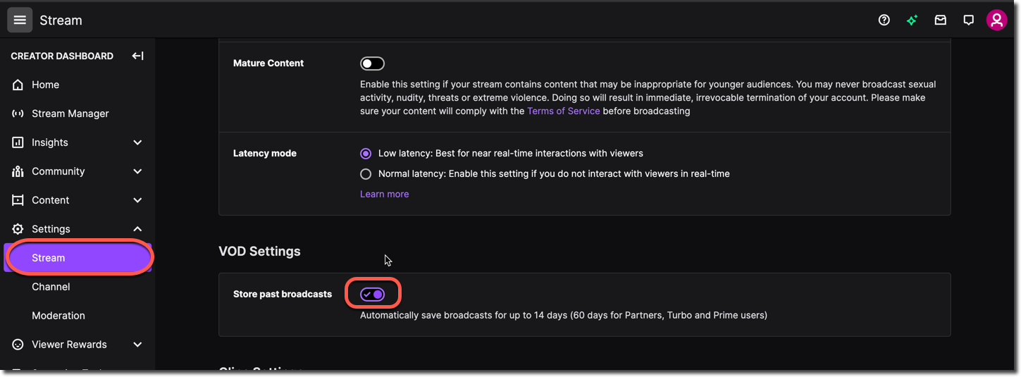 download save twitch streams
