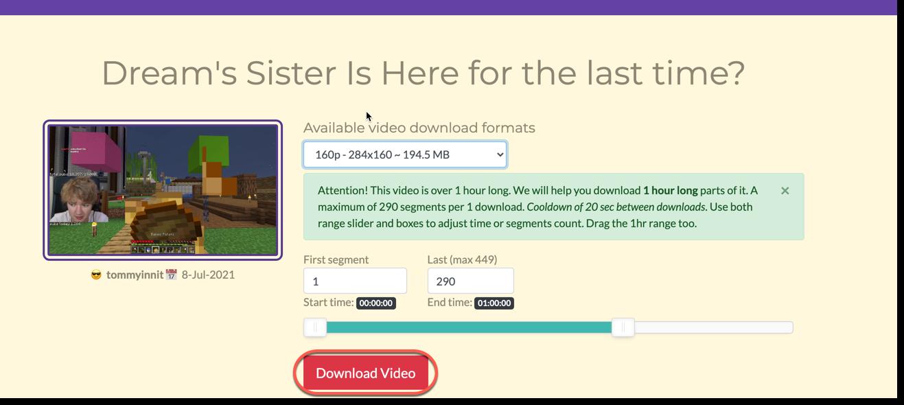 download twitch videos untwitch